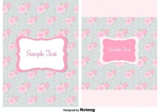 Free vector Shabby Chic Style Backgrounds #33069