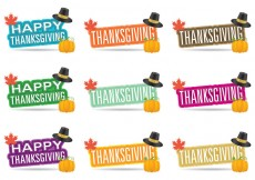 Free vector Thanksgiving Titles #30961