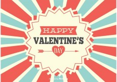 Free vector Valentines Day Background #32595
