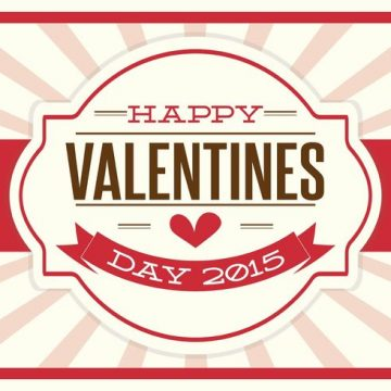 Free vector Valentines Day Card #34548