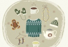 Free vector Winter story #31642
