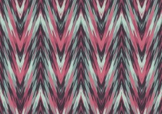 Free vector Zig zag ethnical pattern  #30551