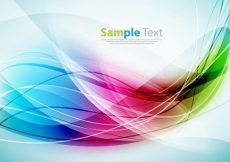 Free vector Abstract Colorful Vector Illustration Background #3156