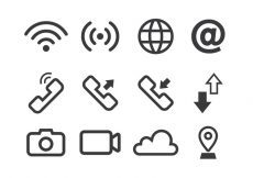 Free vector Connection Icon #1377
