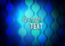 Free vector Free Blue Textured Background Vector #2514