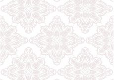 Free vector Geometric ornamental pattern background #1857