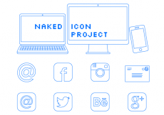 Free vector Naked Icon Project #3585
