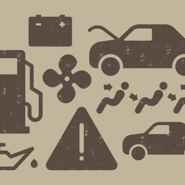 Free vector Car Dashboard Icons #1671