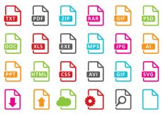 Free vector File Icons #1373