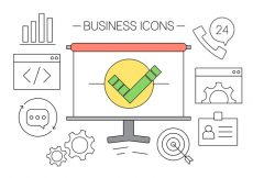 Free vector Free Business Icons #2583