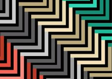 Free vector Abstract colorful geometric pattern step style #8570