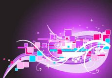 Free vector Abstract purple #5088