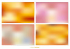 Free vector Blurred Vector Backgrounds #12144