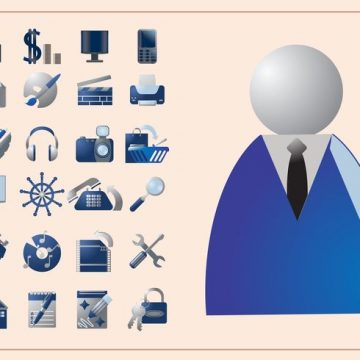Free vector Business Icons #7617