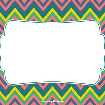 Free vector Colorful Chevron Pattern Background Vector #11332