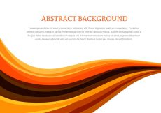 Free vector Colorful Wave Abstract Background Vector #10837
