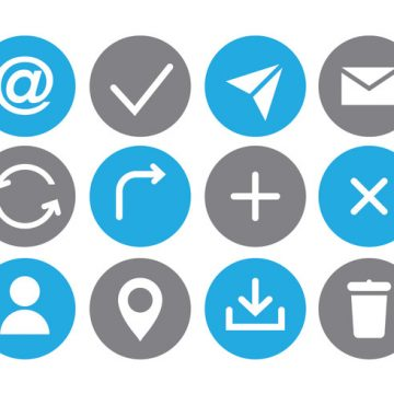 Free vector Communication Icon #9316