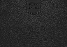 Free vector Free Black Leather Vector Background #12300