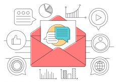 Free vector Free Business Contact Icons #3821