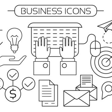 Free vector Free Business Icons #9364