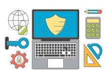 Free vector Free Security Icons #5608