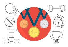 Free vector Free Sport Icons #7834