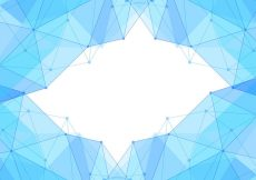 Free vector Free Vector Blue Polygon Background #10709