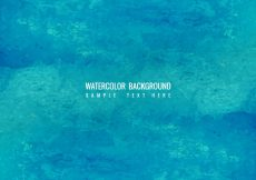 Free vector Free Vector Blue Watercolor Background #10252