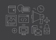 Free vector Free Vector Icons #4664
