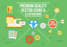 Free vector Free Vector Icons and Illustrations #4945