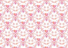 Free vector Free Vector Watercolor Heart Royal Background #11560