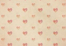 Free vector Hearts pattern background #9648