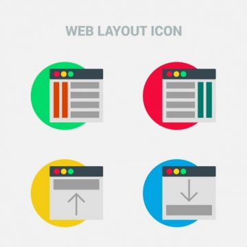 Free vector Icons, web #11597