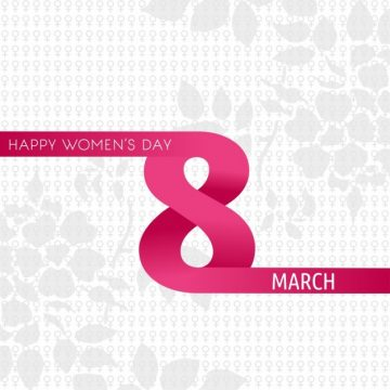 Free vector March 8, women's day #11617
