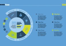 Free vector Multiple options infographic design #7451