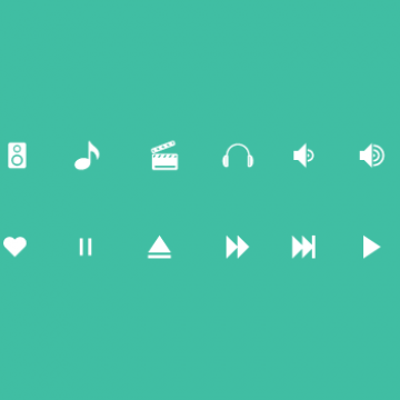 Free vector Music Icons #4195