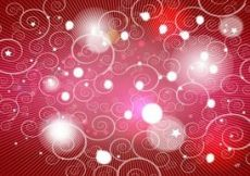 Free vector Red Spiral Shapes Background #7535