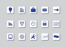 Free vector Business Icons #6261
