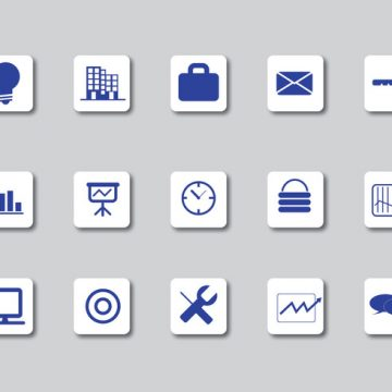 Free vector Business Icons #9547