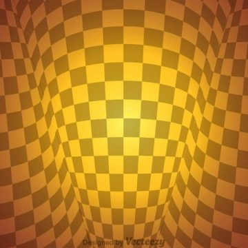 Free vector Checker Board Warp Abstract Background #11428