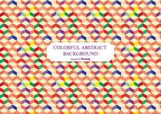 Free vector Colorful Abstract Background #11974