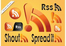 Free vector RSS Feed Icons #5158