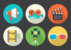 Free vector Video Vector Icons #7892