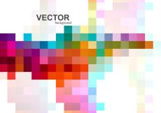 Free vector Abstract Colorful Mosaic #17731