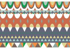 Free vector Abstract Pattern Background Vector #15620