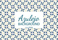 Free vector Azulejo Tile Background #12558