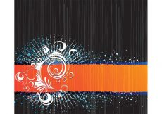 Free vector Background Vector with Ornament #18882