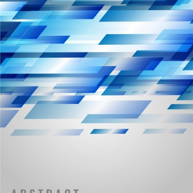 Free vector Blue abstract background #16562
