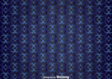 Free vector Blue Curve Wall Tapestry Vector Background #14404