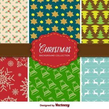 Free vector Christmas Background Collection #16604